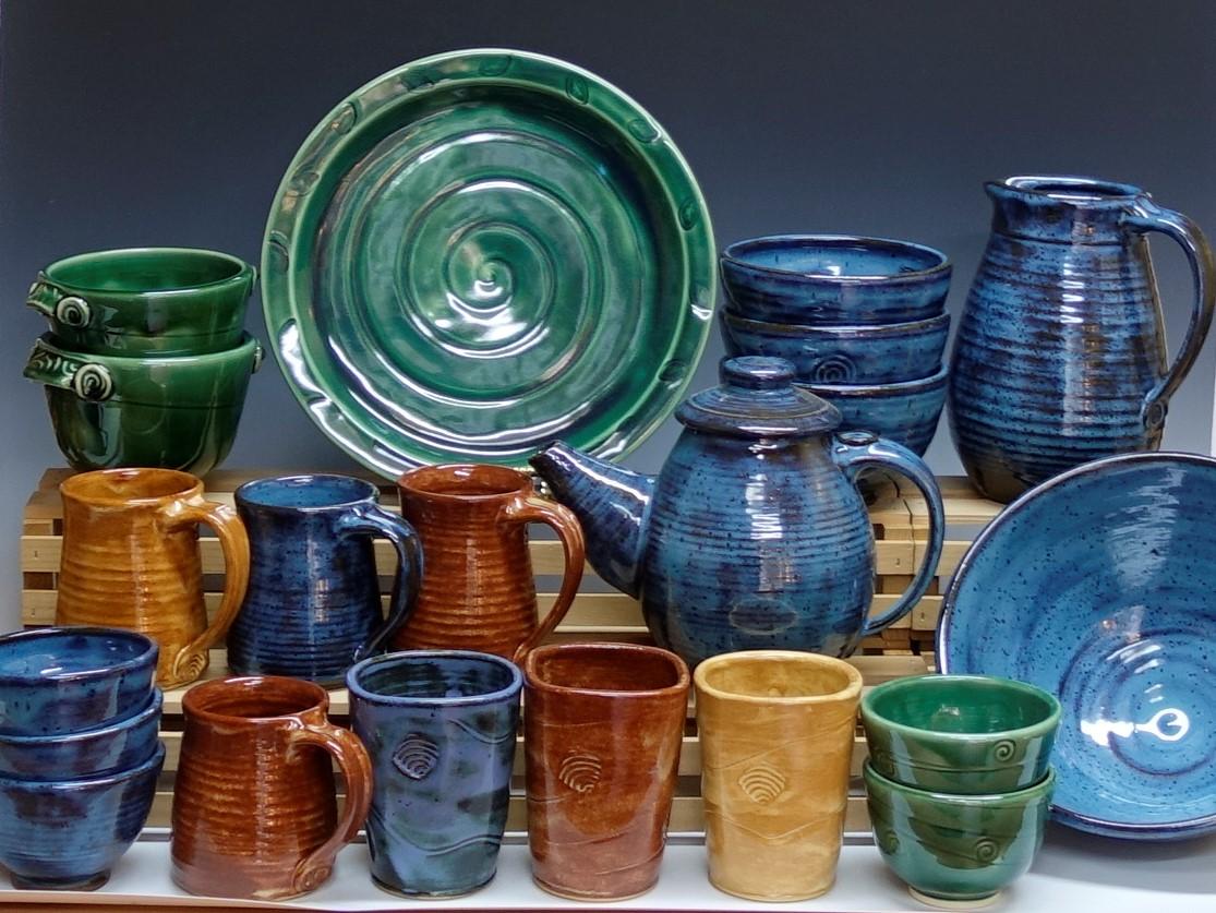 VH Fair pottery 1